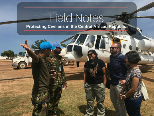Field Notes (2)